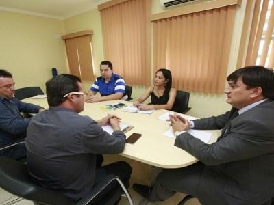 Cleiton Roque assegura benefícios para o município de Pimenta Bueno