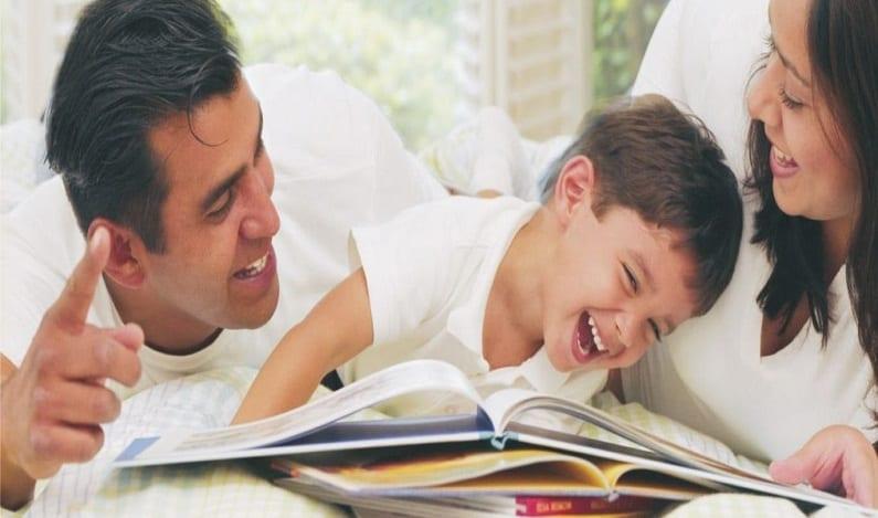 Educação dos pais é determinante na formação dos filhos
