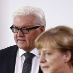Merkel confirma indicação de Steinmeier para a Presidência