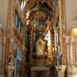 Peças tombadas do século XVIII são furtadas de igreja na Bahia