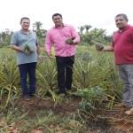 Maurão de Carvalho conhece funcionamento da Fazenda Futuro