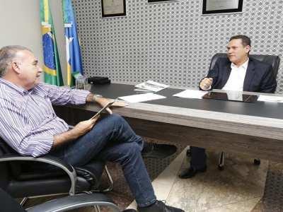 Prefeito de Ji-Paraná agradece apoio de Maurão