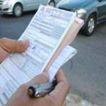 Carro é apreendido com mais de R$ 2 milhões em multas