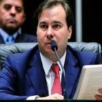 Maia critica reforma política e diz que 'sistema eleitoral brasileiro está falido'