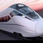 China está construindo trem-bala capaz de chegar a 600 km/h