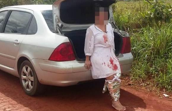 PM não encontra bomba em corpo de mulher