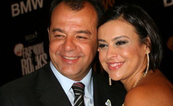 Justiça bloqueia bens de Adriana Ancelmo, mulher de Sérgio Cabral