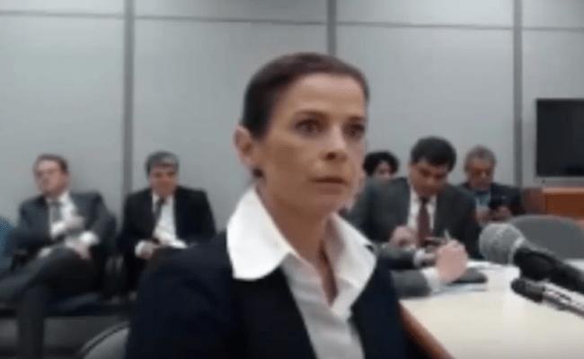 Assista a íntegra do depoimento de Cláudia Cruz a Sérgio Moro