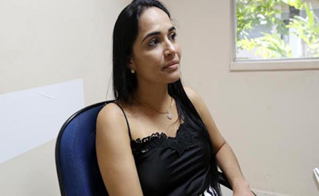 Recurso de Juliana Roque que impugna sua cassação chega ao TRE