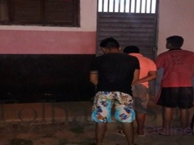 Polícia invade boca-de-fumo e encontra plantação de maconha e bebê recém-nascido