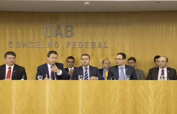 Magistrado não pode suspender cautelarmente registro na OAB de advogado