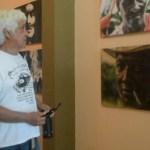 """Mostra """" Amazônia Negra"""" de Marcela Bonfim na Biblioteca Francisco Meireles"""