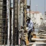 Emprego e atividade continuam em queda na indústria da construção