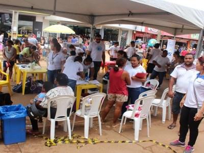 Fecomércio-RO e CDL comemoram mais uma etapa de sucesso do Domingão