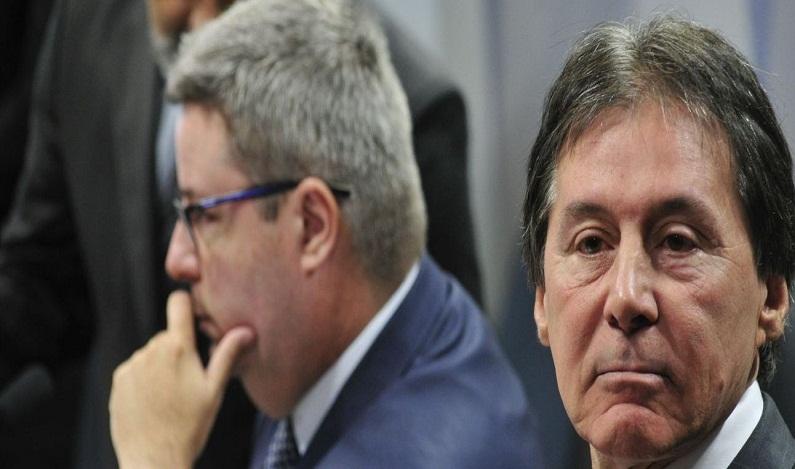 Favorito a suceder Renan na presidência do Senado pensa em desistir