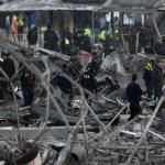 Chega a 36 número de mortos em explosão de mercado no México