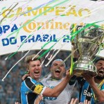 Grêmio é o campeão da Copa do Brasil 2016