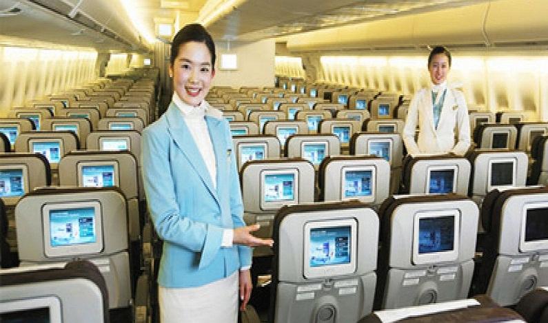 Korean Airlines permitirá uso de armas não letais em voos