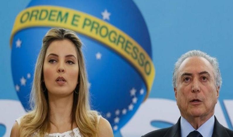 Marcela Temer ainda não participou de nenhuma reunião do Criança Feliz