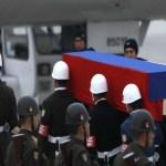 Moscou dá adeus ao embaixador assassinado na Turquia