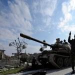Após conquistas recentes, Exército sírio diz controlar 98% de Aleppo