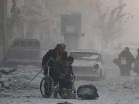 Rússia, China e Irã rejeitam resolução da ONU contra massacre em Aleppo Leia mais sobre esse assunto em http://oglobo.globo.com/mundo/russia-china-ira-rejeitam-resolucao-da-onu-contra-massacre-em-aleppo-20619842#ixzz4SNapi4cQ © 1996 - 2016. Todos direitos reservados a Infoglobo Comunicação e Participações S.A. Este material não pode ser publicado, transmitido por broadcast, reescrito ou redistribuído sem autorização.