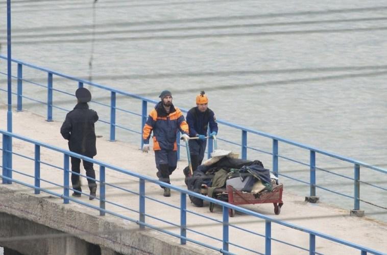 Avião cai e mata 92 pessoas na Rússia