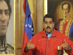 Maduro diz que Temer é pior que Pinochet e o chama de sicário