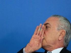 Temer admite a Moro que Bumlai pediu para manter Cerveró na Petrobras