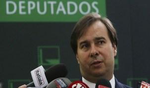 Saída de servidores estaduais fortalece reforma da Previdência, afirma Maia