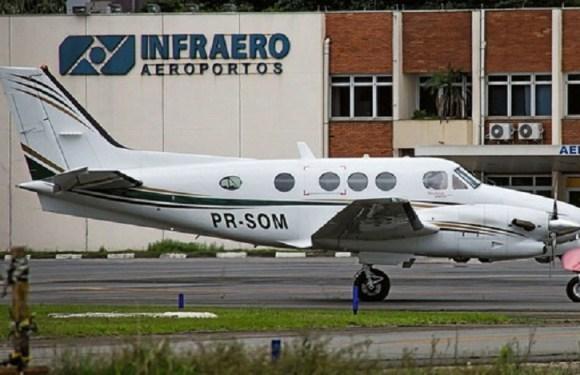 Empresa assumiu seguro de avião em que estava Teori um dia antes do acidente
