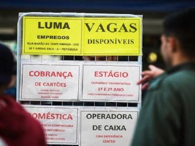 Brasil perdeu 1,32 milhão de empregos formais em 2016