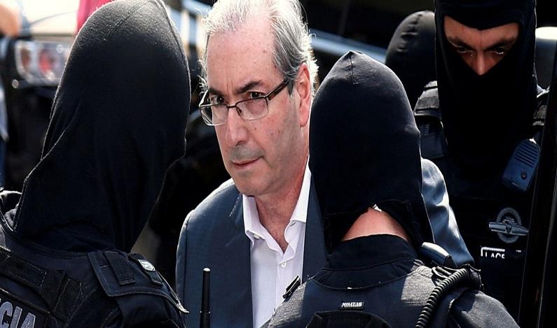 TRF manda para Moro ação contra Cunha por propina de US$ 40 mi