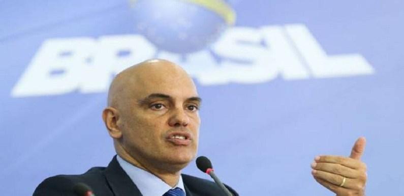 Alexandre de Moraes é acusado de plagiar jurista espanhol