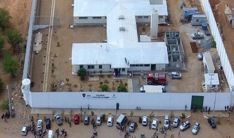 Rebelião em presídio em Pernambuco deixa um morto e 13 feridos