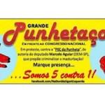 Internautas brincam e organizam 'punhetaço' contra PL anti-masturbação