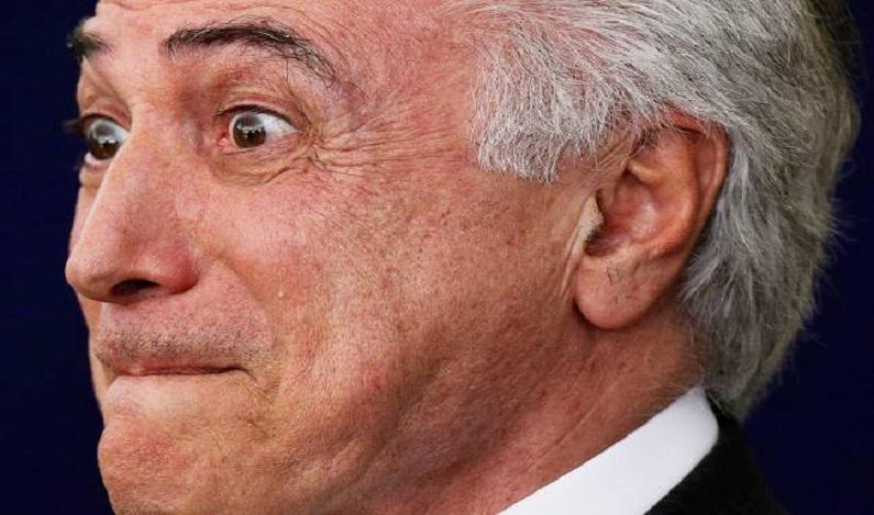 Temer gastará até R$ 355 mil para abastecer geladeira do Planalto