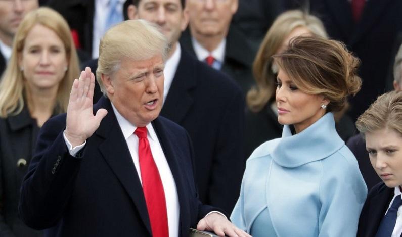 Trump é novo presidente dos EUA e promete 'América para os americanos'