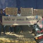Manifestações de estudantes continuam contra ensino integral em Vilhena