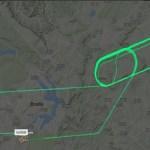 Avião sai de Brasília para Boa Vista, mas acaba sobrevoando o DF por 2h30