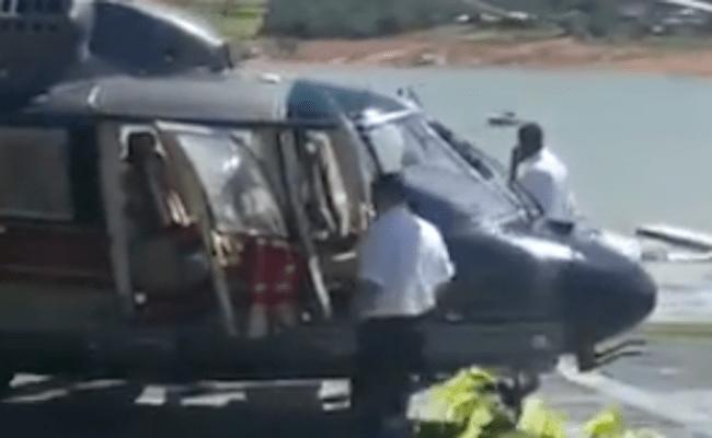 Governador de Minas usa helicóptero do Estado para buscar filho em festa de reveillon