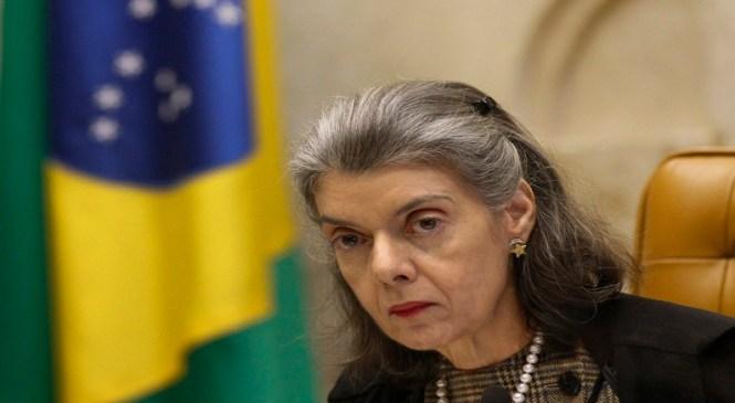 Cármen Lúcia determina que RS transfira presos de delegacias para presídios