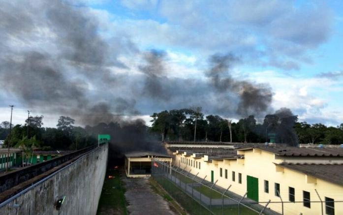 Dos 184 foragidos de Manaus, 63 foram recapturados