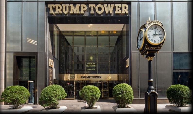 Eike Batista está hospedado em prédio de Donald Trump