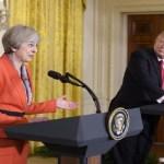 Petição contra visita de Trump a Londres já tem mais de um milhão de assinaturas