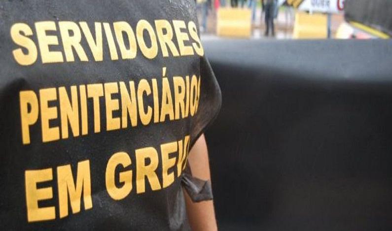 TJ-RJ determina corte de ponto de agentes penitenciários em estado de greve