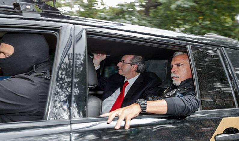 Cunha preparou carta de dez páginas para audiência com Moro