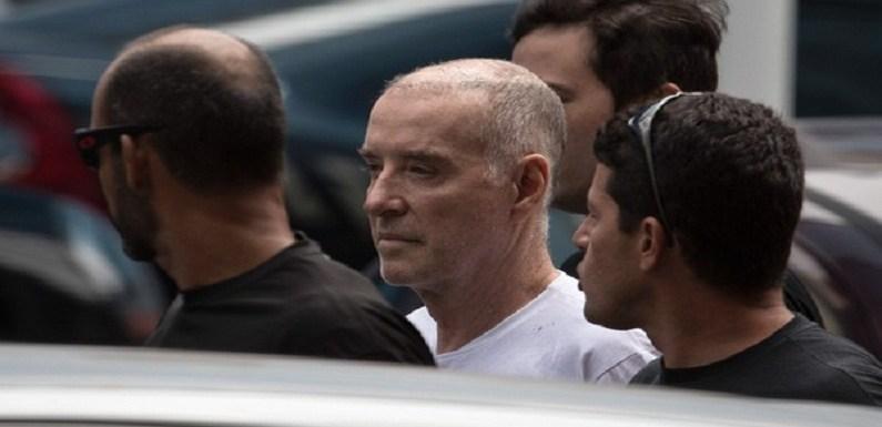 Eike Batista vem sendo ameaçado por bandidos em Bangu