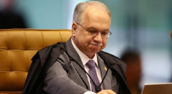 Fachin nega prisão de Aécio Neves