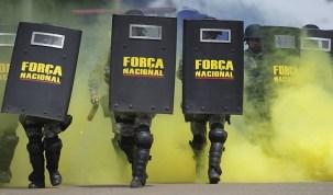 Governo autoriza envio de tropas da Força Nacional ao RN, RS e SE